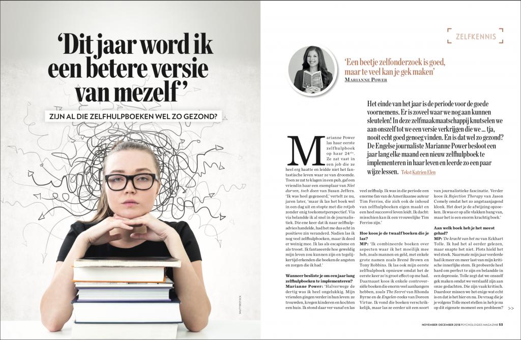 journalist psychologie interview